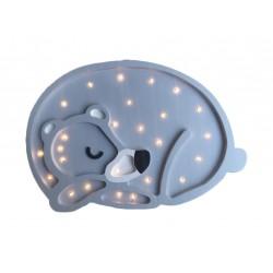 Lampa Little Lights niedźwiedź
