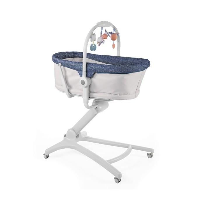 Chicco Baby Hug Łóżeczko/Krzesełko 4w1 spectrum