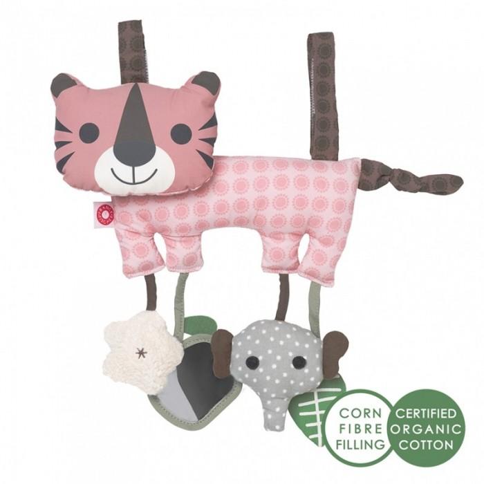 Zabawka różowy tygrys Hasse