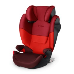Cybex Solution M i-Size Rumba Red