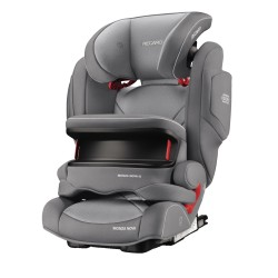 Recaro Monza Nova IS Alluminium Grey