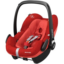 Maxi Cosi Pebble + Nomad Red