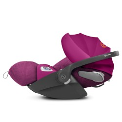 Cybex Cloud Q Plus Passion Pink