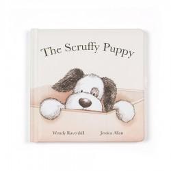 Książeczka Scruffy Puppy