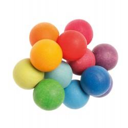 Kolorowe perełki do chwytania 0+ Grimm's