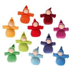 10 małych laleczek 1+, Grimm's