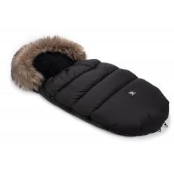 Cottonmoose Śpiwór Moose Czarny