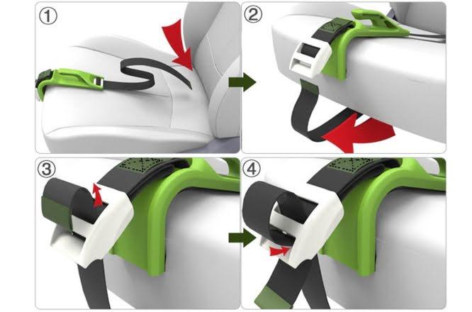 Instrukcja zakładania adapter insafe