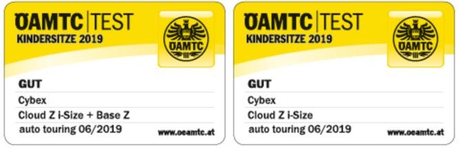 Cybex Cloud Z i-Size OMTC