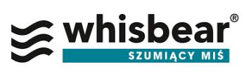 Whisbear logo